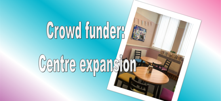 Expansion of our centre: Crowd funder